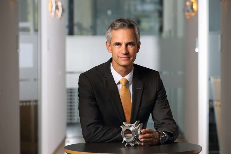 Dr. Sebastian Weiss to be new CFO of EagleBurgmann Germany